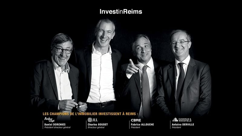 Reims Business Friendly : découvrez la nouvelle campagne de communication nationale d'Invest in Reims