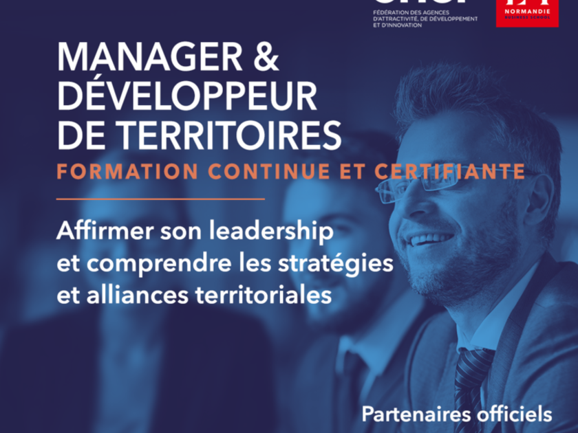 La formation du CNER et de l'EM Normandie Business School décroche un label Qualité !