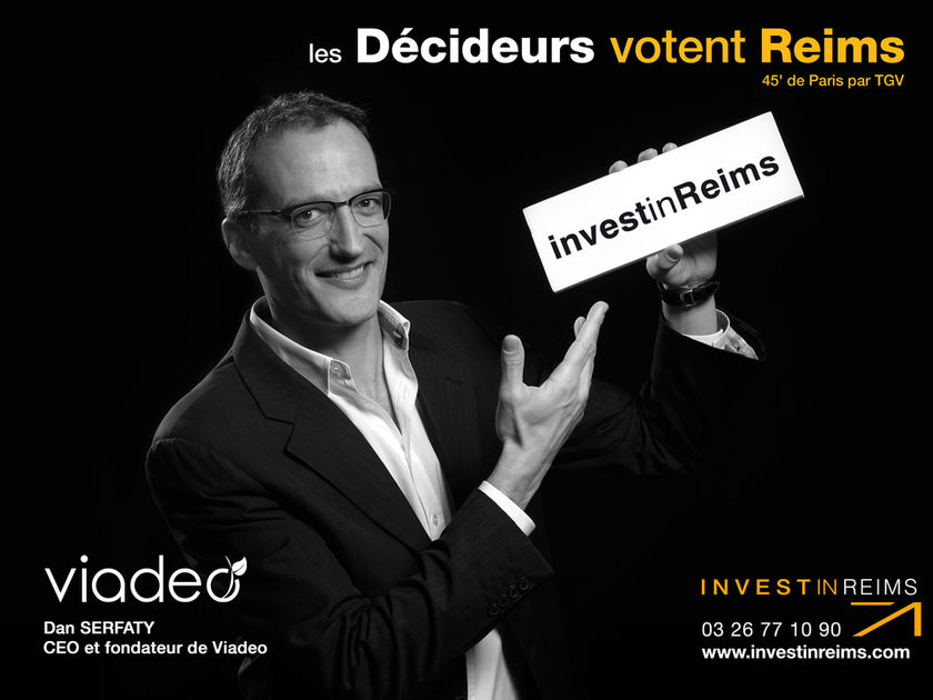 Invest in Reims accueille son 200e ambassadeur